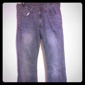Levi's - Medium Wash Denim Jeans